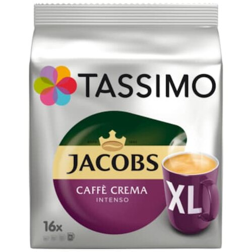 Tassimo Jacobs Caffe Creme Intenso XL 16ST 144g
