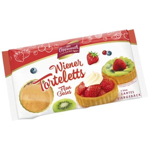 Coppenrath Wiener Torteletts 100g