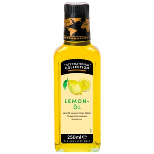 International Collection Sonnenblumenöl Lemon 250ml