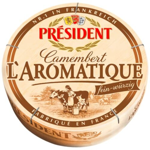 President Aromatique 45% 250g