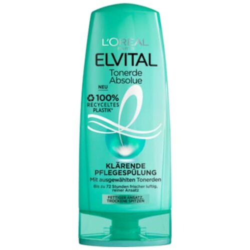 Elvital Sp Tonerde Abso.250ml