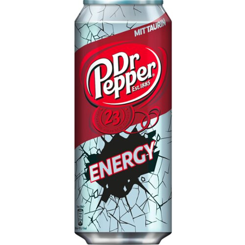 Dr.Pepper Energy 500ml DPG