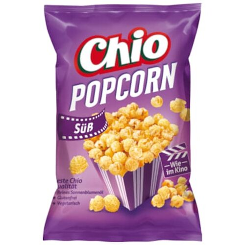 Chio Ready Made Popcorn süß 120g