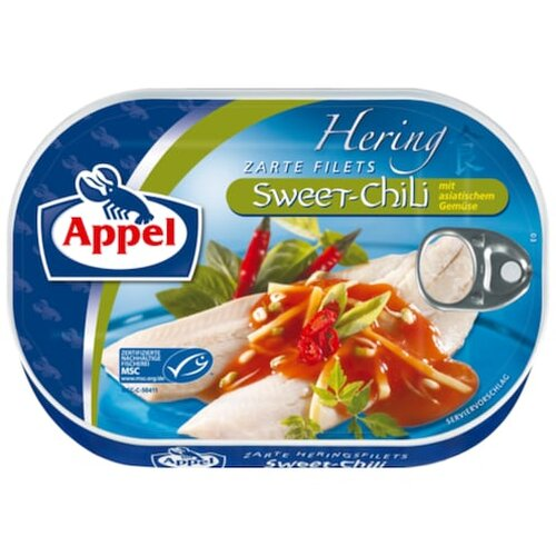 Appel Heringsfilet Sweet Chili 200g