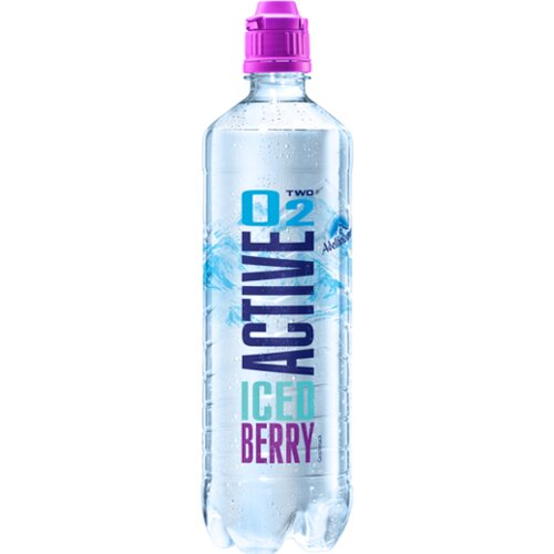 Active O2 Iced Berry 0,75l
