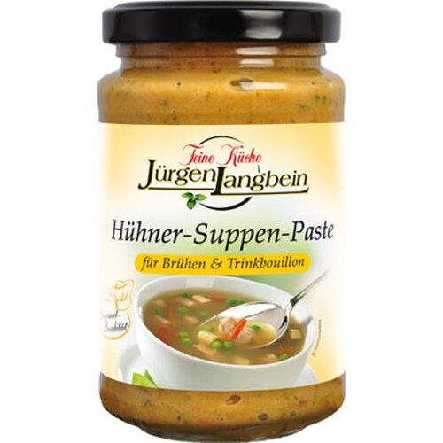 Jürgen Langbein Hühner Suppen Paste 250g