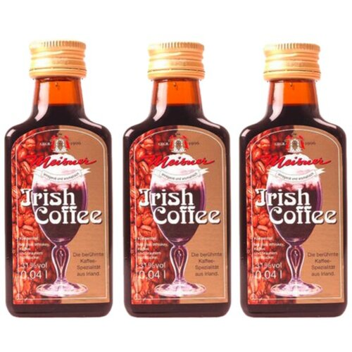 Meisner Irish Coffee 31% 3x0,04l