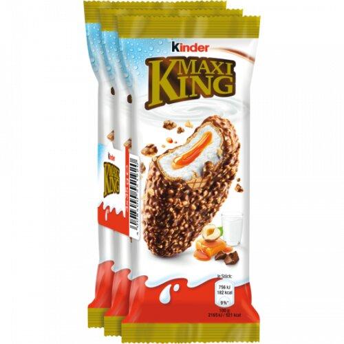 Ferrero Kinder Maxi King 3er 35g 189