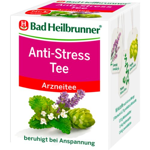 Bad Heilbrunner Anti-Stress-Tee 8er