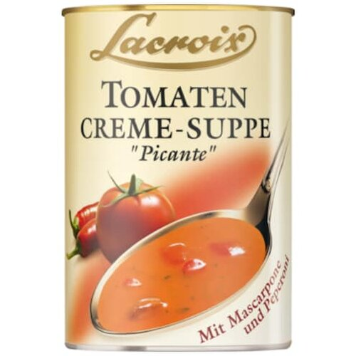 Lacroix Tomatensuppe Picante 400ml