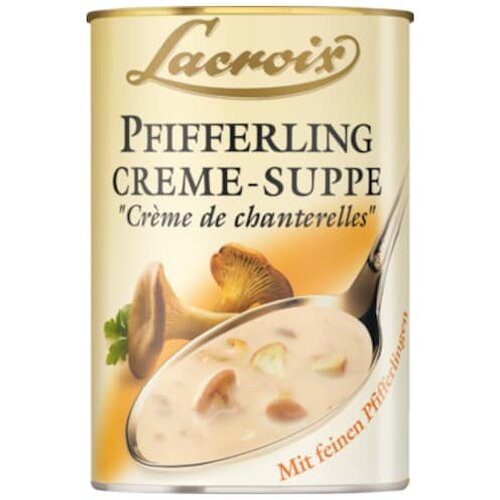 Lacroix Pfifferling Creme Suppe 400ml