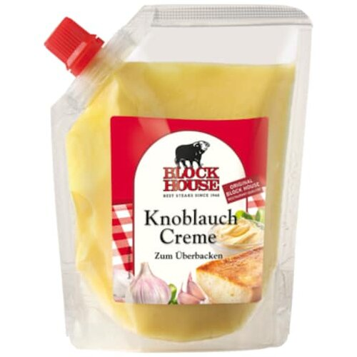 Block House Knoblauchcreme 250ml
