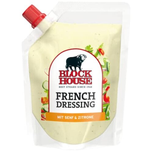 Block House French Dressing 250ml