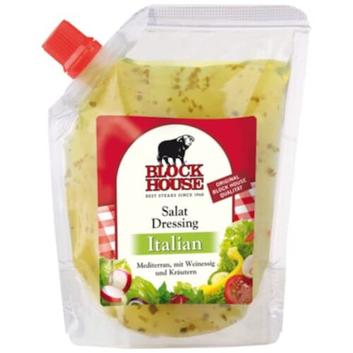 Block House Italian Dressing 250ml