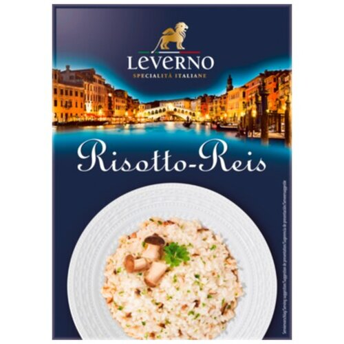 Leverno Risotto Reis 250g
