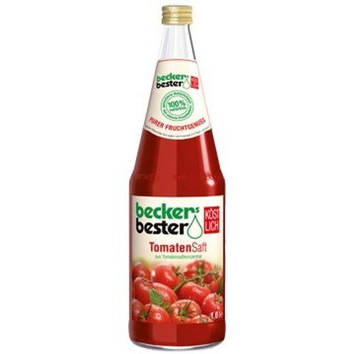 beckers bester Tomatensaft 1l