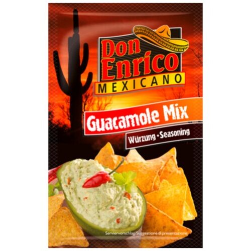 Don Enrico Guacamole Mix 25g