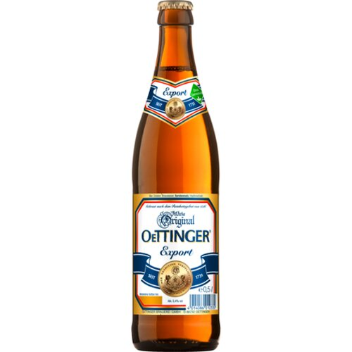 Oettinger Export 0,5 l