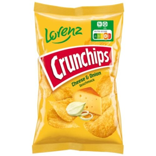 Crunchips Cheese & Onion 175g
