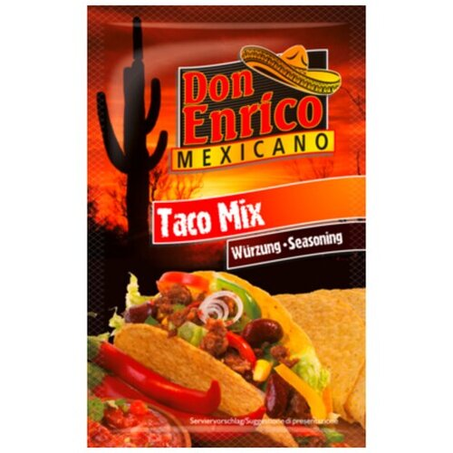 Don Enrico Taco Mix 27g