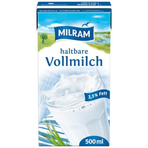 Milram H-Milch 3,5% 0,5l