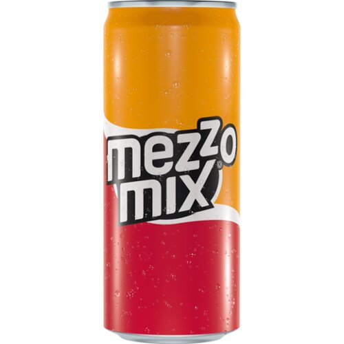 Mezzo Mix Orange 0,33l