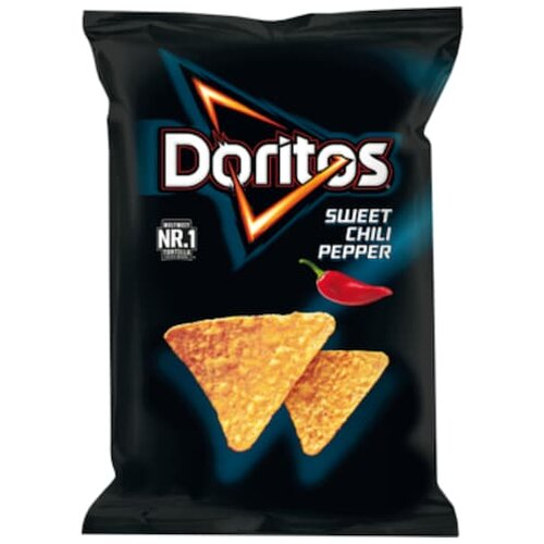 Doritos Sweet Chili Pepper125g