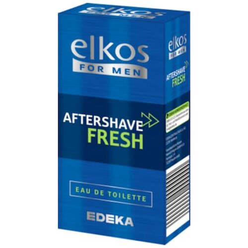 EDEKA elkos After Shave fresh 100ml