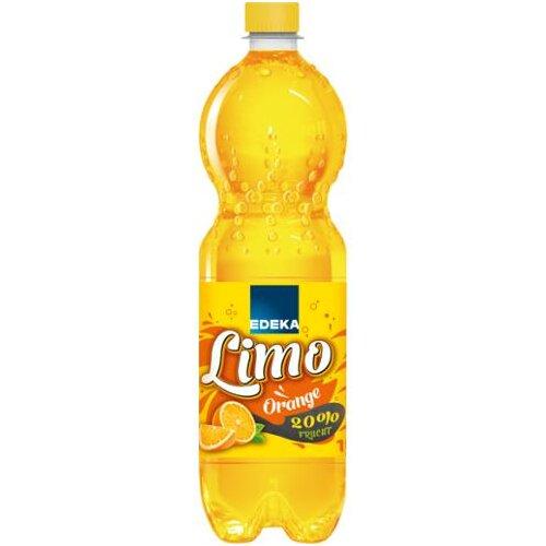 EDEKA Limonade Orange mit 20% Frucht 1l, 1,19 €