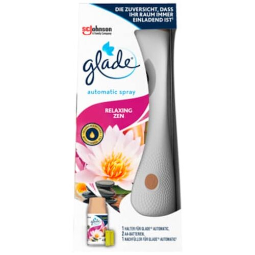 Glade by Brise Automatic Spray Relaxing Zen Original 269ml
