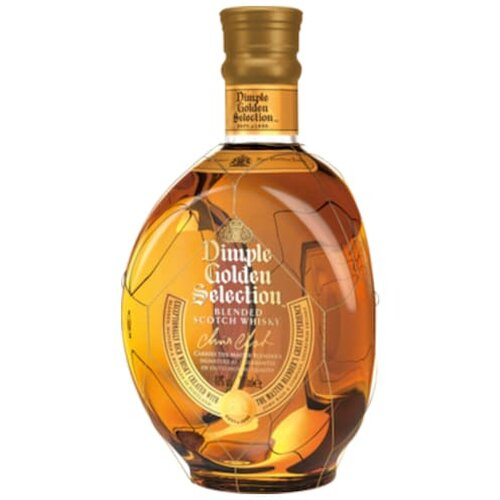 Dimple Gold Selection blended Scotch Whisky 40% 0,7l