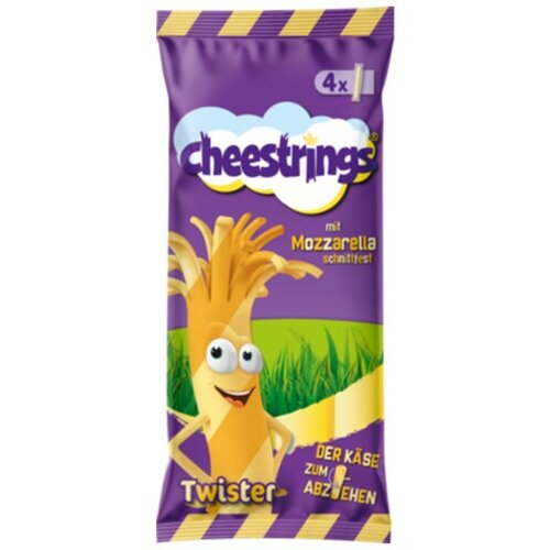Keery Cheestrings Twister 40% Fett i.Tr.4x20g