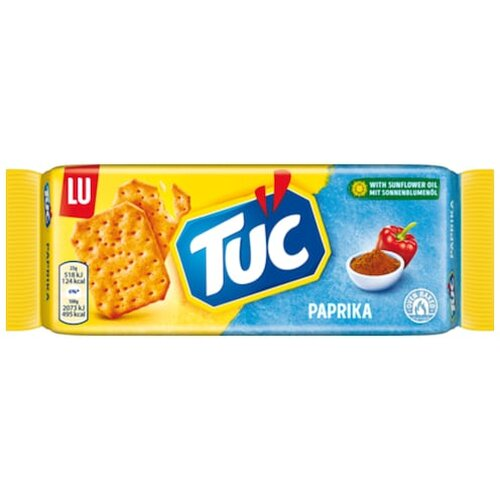 TUC Crackers Paprika 100g