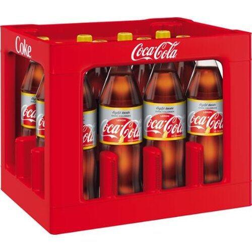 Coca Cola Light Lemon C 12x1l Kiste