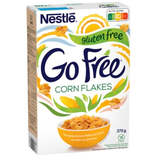 Nestle Corn Flakes Cereal 375g