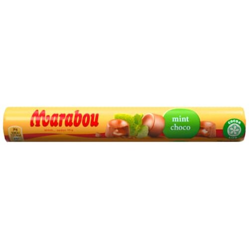 Marabou Rolle Mint-Choco 78g