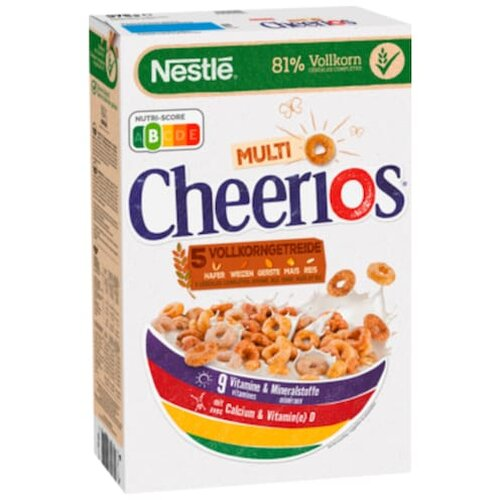 Nestle Multi Cheerios 375g