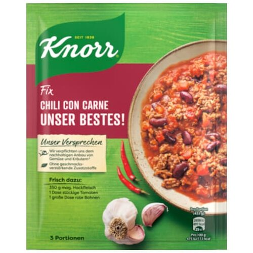 Knorr Fix Bestes Chili 49g
