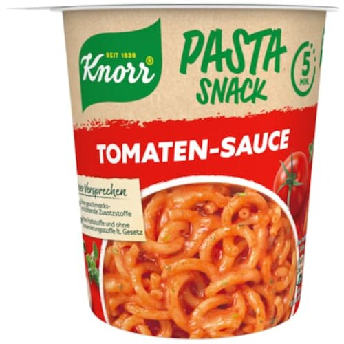 Knorr Pasta Snack Tomate 69g