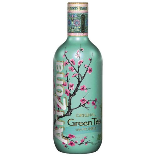 AriZona Green Tea with Honey 6x1,5l Träger