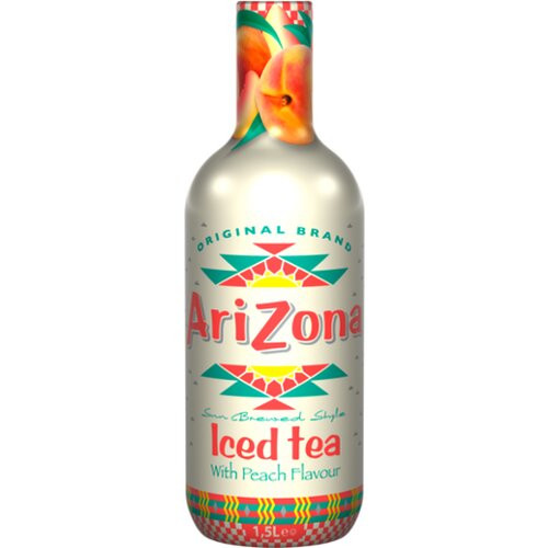 Arizona Ice Tea Peach 1,5l DPG