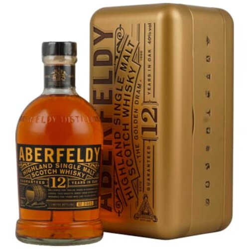 Aberfeldy 12 Years 40% GP 0,7l