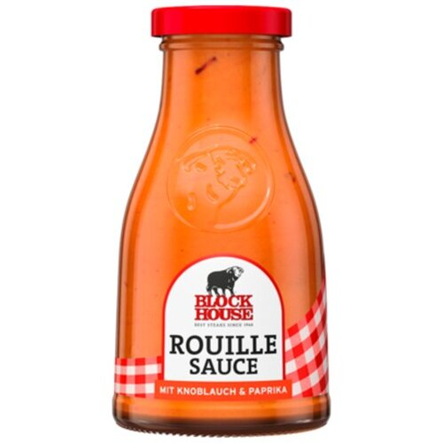 Block House Knoblauch Sauce Rouille 240ml