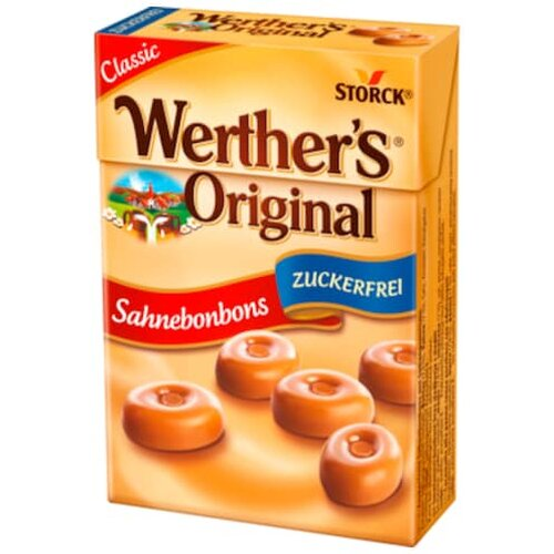 Werthers Orig.Mini Box 42g Oz