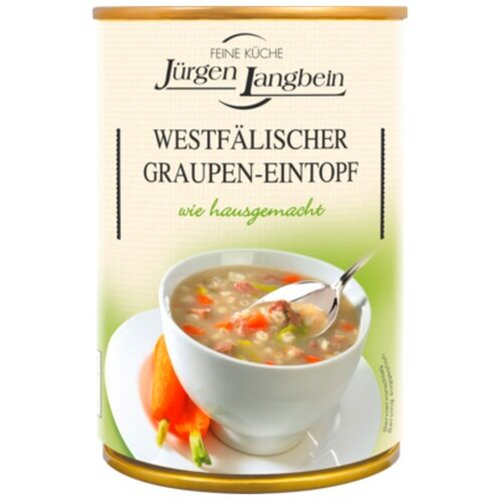 Langb.Westf.Graupensuppe 400g