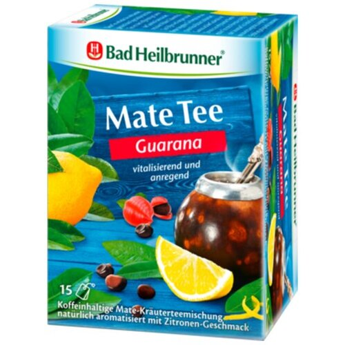 Bad Heilbrunner Mate-Tee Guarana Tee 15er
