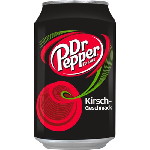 Dr.Pepper Cherry 0,33l DPG