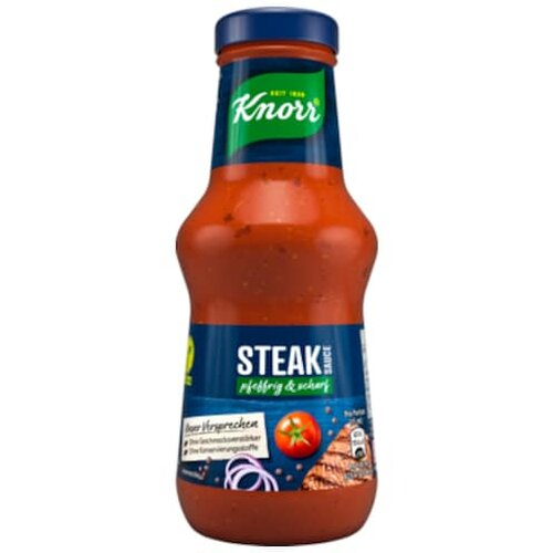 Knorr Schlemmersauce Steak 250ml