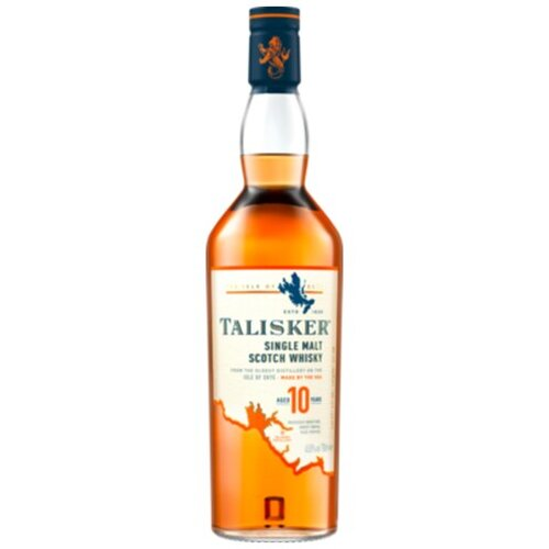 Talisker Single Malt 10 Years 45,8% 0,7l