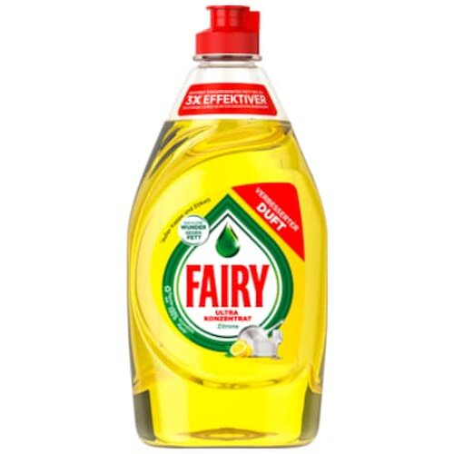 Fairy Spülmittel Zitrone 450ml